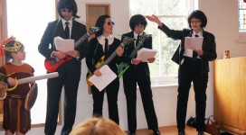 Beatles_Perfrom