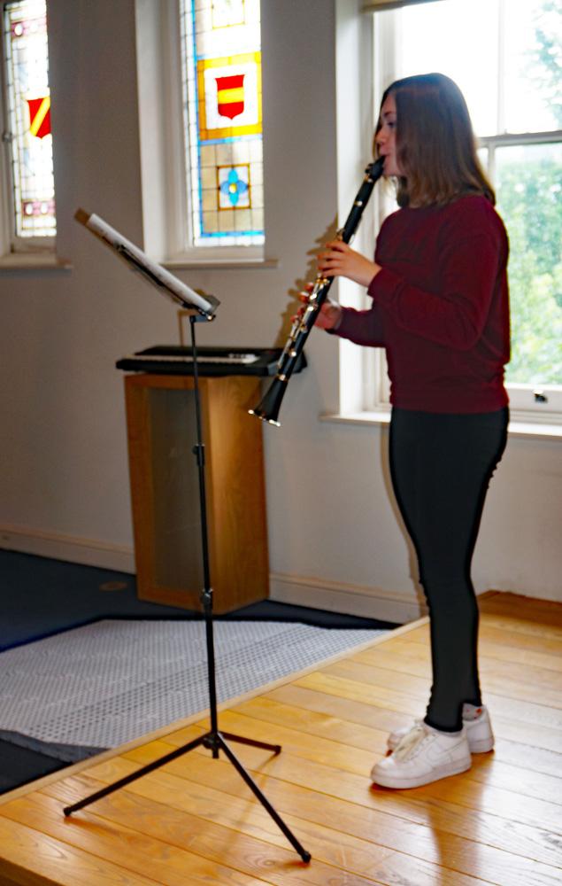 Clarinettist